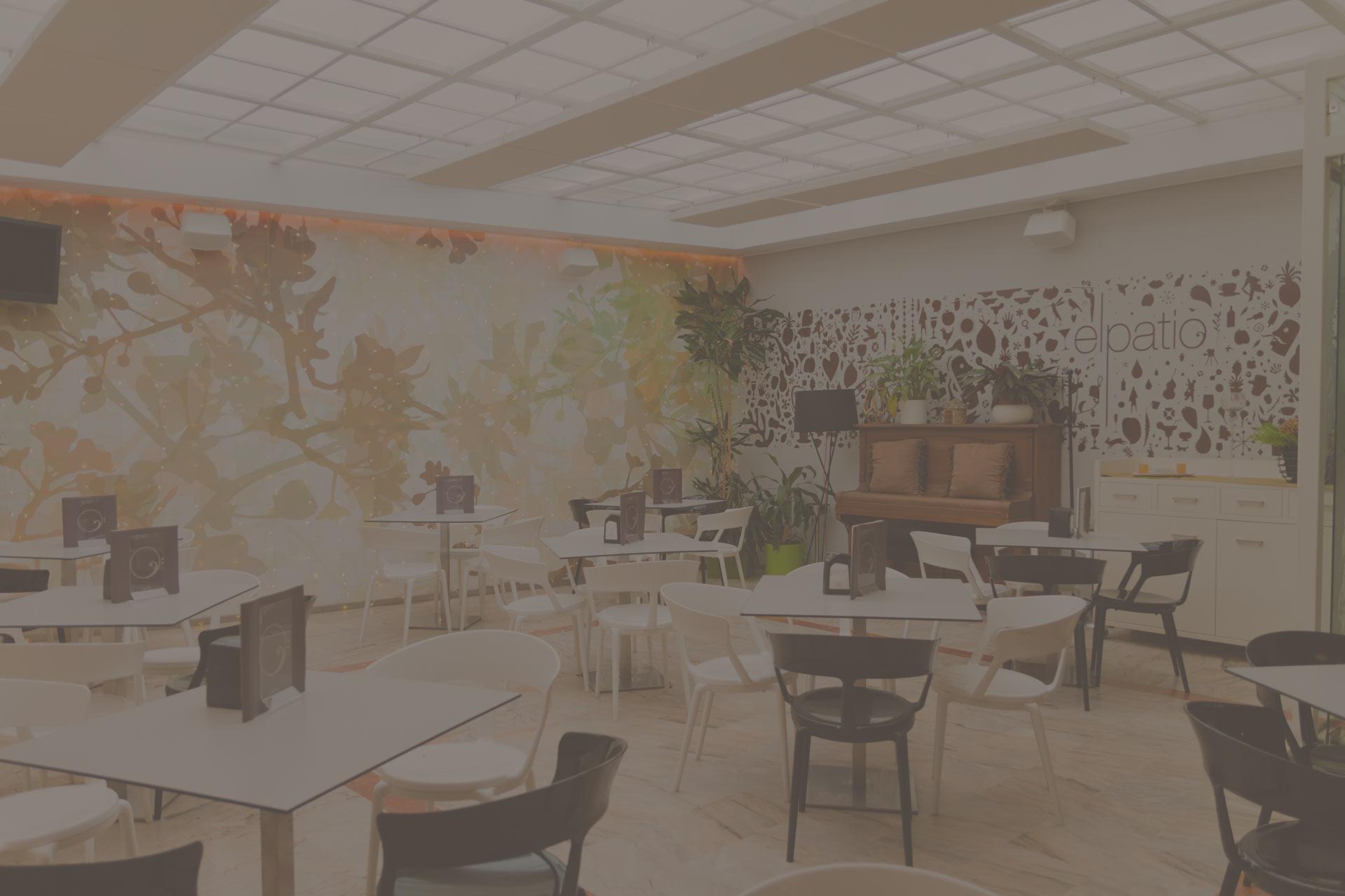 el patio El Gran Café